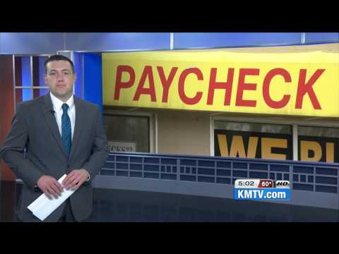 KMTV viewer pays off woman's payday loans