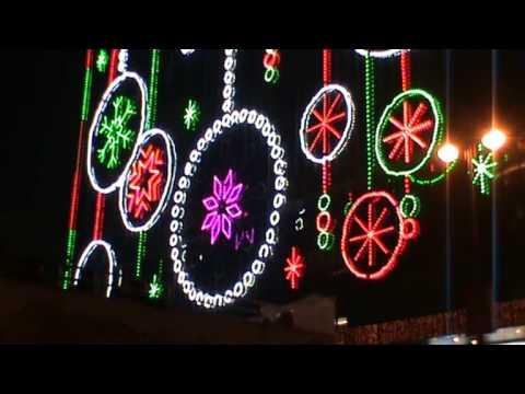 2013聖誕燈飾 - YouTube