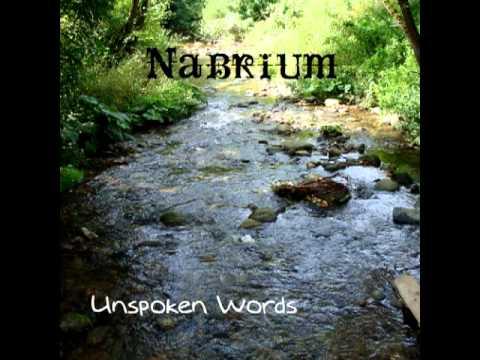 nabrium unspoken words