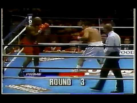 Daniel Dancuta vs Mike Robinson Boxing KO SuperQuality