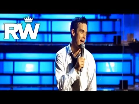 Robbie Williams | 'My Way' | Live At The Albert