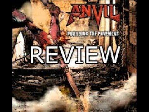 Anvil - Pounding The Pavement (Album Review)
