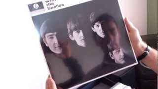 Unboxing Beatles With The Beatles Vinyl 2012 Reissue