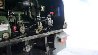 Маз бензовоз топливо роздача