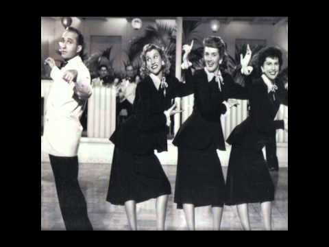Bing Crosby and The Andrews Sisters - Tallahassee