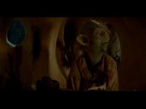 "Yoda ""YOU WILL BE"""