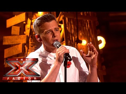 Max Stone covers Adele… with a twist! | Live Week 1 | The X Factor 2015