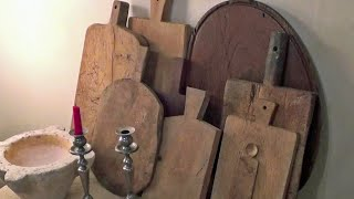 Antique Chopping Board Repair