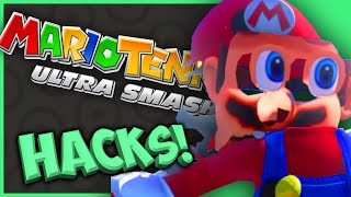Mario Tennis: Ultra Smash HACKS! - Hack Attack!