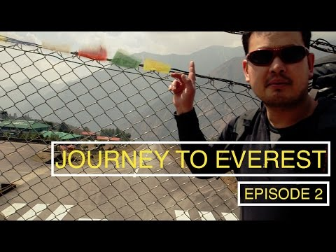 JOURNEY TO EVEREST | WORLD'S MOST DANGEROUS AIRPORT