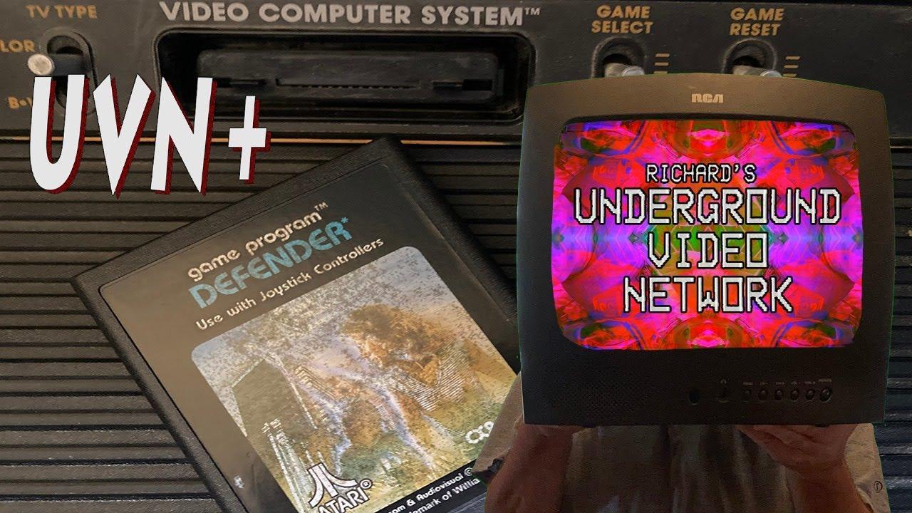 Richard's Underground Video Network episode 2