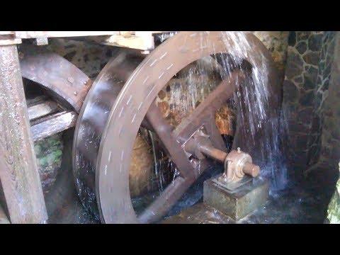 Water Mill Generator