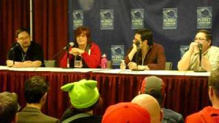 Planet Comicon 2011, Gail Simone talks about Dwayne McDuffie