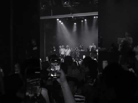 xxxtentacion-fuck love ft Trippie Redd live