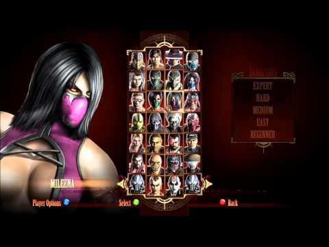 Mortal Kombat 9 - MK3 Select Screen Music Mod [with DOWNLOAD]
