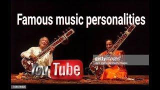 #Famous Music Personalities IN INDIA#ART AND CULTURE NOTES UPSC