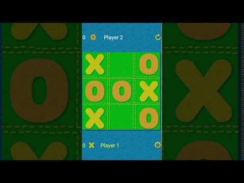 Tic Tac Toe (Another One!) 1