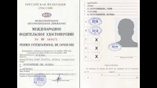 VLOG #7 Отримання водійського посвідчення міжнародного зразка