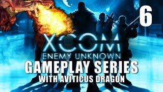 XCOM Enemy Unknown - Gameplay - Part 6 - Operation Falling Sleep