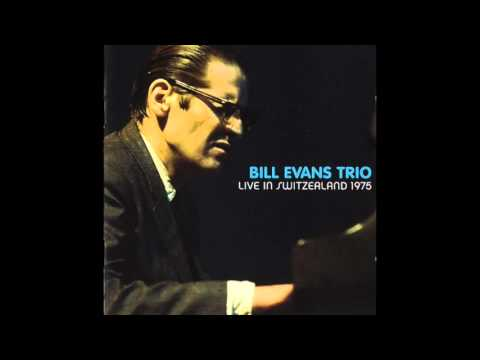 Bill Evans - Live in Switzerland (1975 Album)