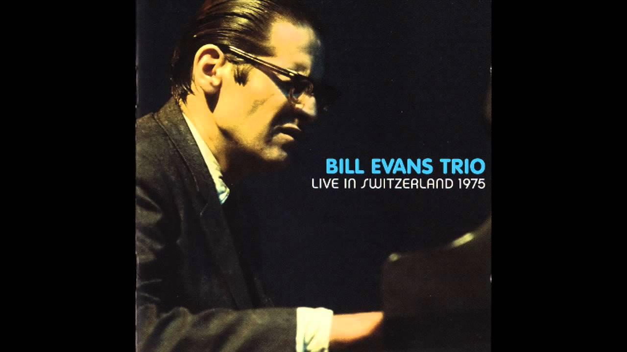 Bill Evans - Live in Switzerland (1975 Album)