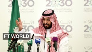 Saudi oil pledge explained in 90 seconds |  FT World