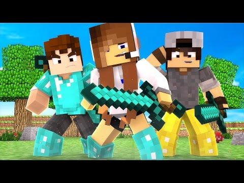 Minecraft: DEFENDA O WITHER - O TIME QUE LEVAM TODOS!
