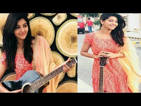 Athulya Ravi's Exclusive New Gorgeous Stunning Clicks😍😍😍