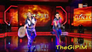 MARISOL AGUIRRE : Tex-mex (en HD ) - El gran Show 2011 - 7a gala - 17/09/2011