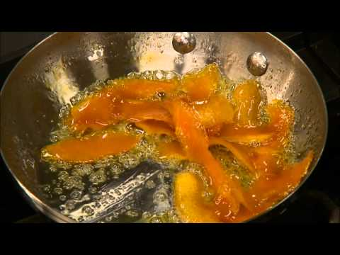Jacques Pépin: How to Make Candied Orange Peels