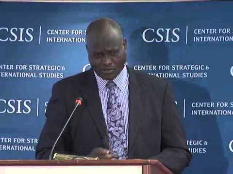 Next Steps on Sudan Has the Comprehensive Peace Agreement Paved the Way to Peace Keynote