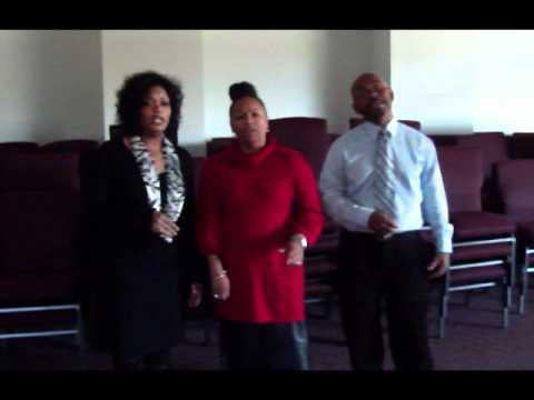 Gospel A Cappella trio