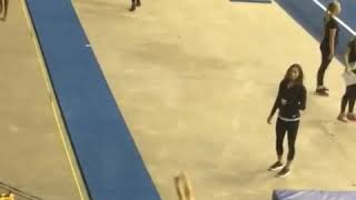Addilyn amazing 6 year old gymnast