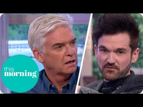 Colin Cloud leaves Phillip & Rochelle Speechless With Mind Reading Trick | This Morning