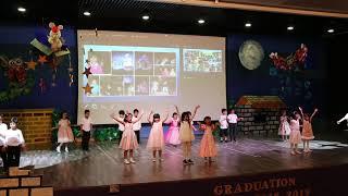 Ajyal Al Falah  Graduation  KG2H 2019