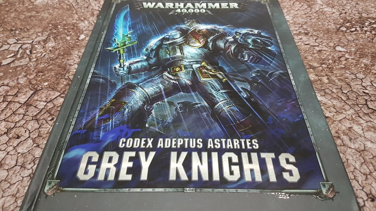 grey knights codex pdf 8th edition