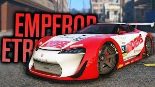 THE NEW KING? | EMPEROR ETR1 BUILD | GTA 5 (GTA Online) CUNNING STUNTS