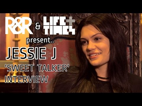 Jessie J - Reveals The Secrets Behind Sweet Talker and Breaks Down The Tracks (R&R)