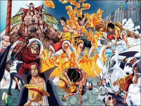 One Piece Episode 477 516 In 34 Min Marineford Arc Part 02 Post War Arc Youtube