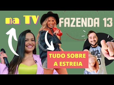 Juliette no TVZ e Tudo sobre a estreia de A Fazenda 13