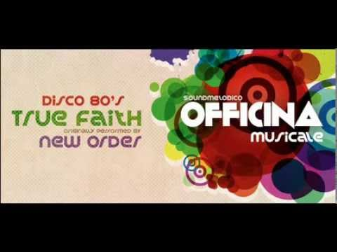 "Karaoke ""True Faith"" in the style of New Order"