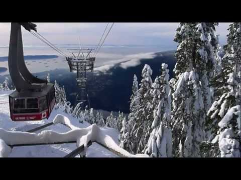 winter in Canada - Vancouver & Grouse Mountain