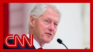 Dr. Gupta shares details of Bill Clinton's hospitalization