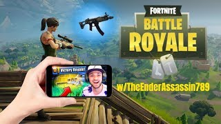 Fortshite: Battle Royal #3 LIVE w/TheEnderAssassin789