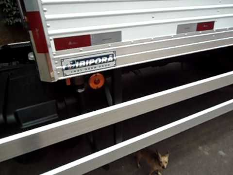 Eixo Direcional Ford Cargo 2422 8x2 HD