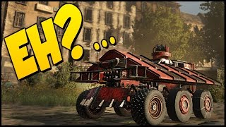 Crossout ➤ Triangle - Yup, You Asked For This! [Crossout Gameplay](Crossout ➤ Triangle - Yup, You Asked For This! [Crossout Gameplay] Crossout is a post-apocalyptic MMO-action game for the PC. The game offers PvP ..., 2016-07-03T18:50:58.000Z)