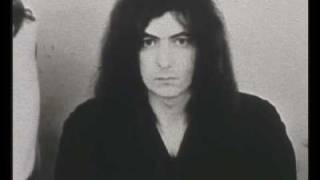 Jon Lord thinking about Ritchie Blackmore