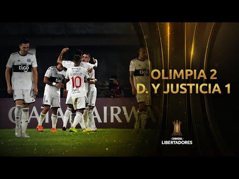 Olimpia Asunción Defensa y Justicia Goals And Highlights