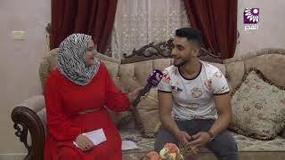 لقاء الطالب رامي ماهر أسعد هادي 99 الفرع العلمي