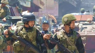 FILE: Five-month battle ends in Philippine city